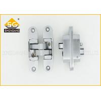 Wholesale Zinc Alloy 3D Adjustable Invisible Door Hinges For Interior Door Thickness 30mm/40mm from china suppliers