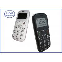 Wholesale Quad Band Radio GPS Cell Phone Trackers For Elderly With Big Letter from china suppliers
