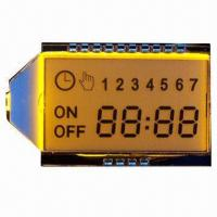 Buy cheap Segment LCD with 5.0V Operating Voltage  from wholesalers