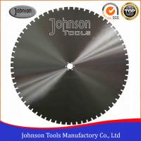 Wholesale OEM 1200mm Diamond Wall Saw Concrete Cutting Blades With Sharp Segments from china suppliers