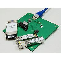 sfp xfp gbic qsfp optical transceiver programmer board