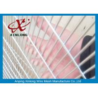 Wholesale Anti - Destroy Security Perimeter Fencing , Security Mesh Fence For Military Base from china suppliers
