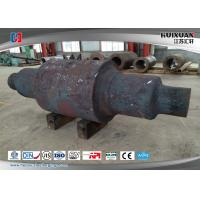 Quality High Precision Alloy Steel Forgings 40Cr 4140 60CrMo Roller Shaft for sale
