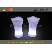 Wholesale Lightweight lighting LED Bar Stools for Events with 16 colors changeable from china suppliers