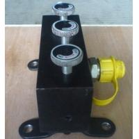 Wholesale 3/8'' Three Way Valves for Hydraulic Oil Pipe HV-3 from china suppliers