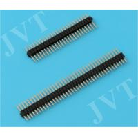 Wholesale PA6T UL 94V-0 Housing Straight 1.27mm Pitch Connectors for Audio / PCB Boards from china suppliers