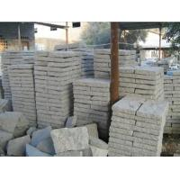 Wholesale grey granite palisade, Grey Granite Kerbstones from china suppliers