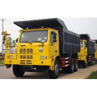 Wholesale mining tipper truck / dump truck bottom thickness 12mm and HYVA Hydraulic lifting system from china suppliers