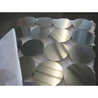Wholesale ISO9001 Oxidation Surface Aluminum Discs Aluminum Plates 1050 from china suppliers