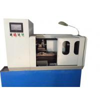 Wholesale Automatic grooving machine cut small slots for sinter piston from 20mm to 45mm from china suppliers