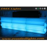 Wholesale Modern Nightclub Bar Furniture Events Party Wedding Pub Illuminated Bars from china suppliers