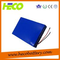 Wholesale 12V 20AH Li - polymer Battery , Compact Size Rechargeable Lithium Batteries from china suppliers