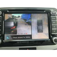 Wholesale 12V - 24V Full HD 3D Around View Camera System 360 vehicle camera system from china suppliers