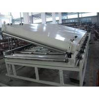 Wholesale PC Transparent Waving Corrugated Roof Sheet Extrusion Machine 1130mm Width from china suppliers