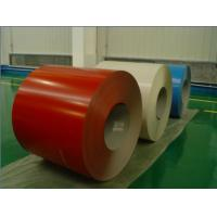 Wholesale G3312 SGLCC Prepainted Galvalume Steel Coil , Zinc Aluminium Color Coated Steel Coil from china suppliers