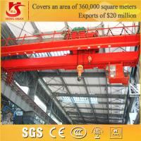 Wholesale 2015 new model customizable load FEM or CMAA Standard Double Girder overhead Crane from china suppliers