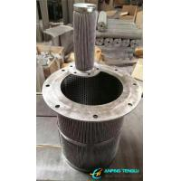 Wholesale Stainless Steel Pleated Filters With Firm Structure and High Porosity from china suppliers