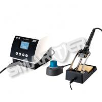 Buy cheap 130W Intelligent Digital Soldering Iron Station X3 with Sensor Sleeping Connect Wire from wholesalers