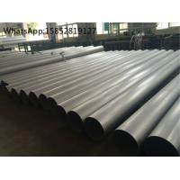 Wholesale A312 TP310 Large Diameter Steel Pipe , DIN 1.4841 ASTM A312 Stainless Steel Pipe from china suppliers