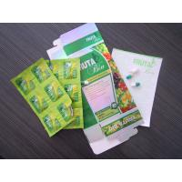 Wholesale New Version Fruta Bio Holographic Box Package For Body Slim With Anti-Fake Label from china suppliers