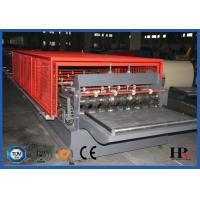 Wholesale Construction Metal Deck Roll Forming Machine / Steel Rolling Machine from china suppliers