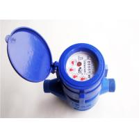 Wholesale Wet-Dial Cold Water Meter Multi-jet ABS Liquid Sealed LXS-15EP from china suppliers