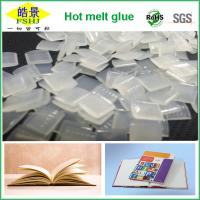 Wholesale EVA Industrial Hot Glue Softening 80 ± 5ºC White Transparent Hot Melt Granule from china suppliers