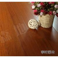 Wholesale Jatoba solid wood flooring; Brazilian Cherry hardwood flooring, smooth surface, semi-gloss, A grade from china suppliers