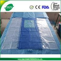Wholesale Medical Underbuttock Hip Drape for hip surgery made in china from china suppliers