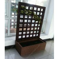 Wholesale wood garden trellis OLDA-7008B 1035mm*494mm*1500mm from china suppliers