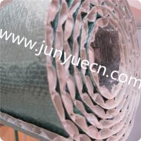 China Double sides Woven foil bubble heat  insulation coated 7mm 1.2m width 30m length on sale
