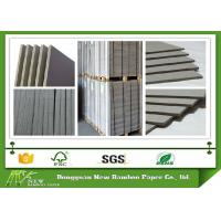 Wholesale Single layer laminated Grade A Grey Chipboard for making Furniture / arch file from china suppliers