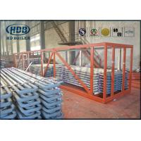 Wholesale Heat Efficiency Improving Boiler Parts Superheater Coils , ASME Standard from china suppliers