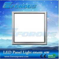 Wholesale LED Panel Light 600*600 40W LED ceiling light Panel Light from china suppliers