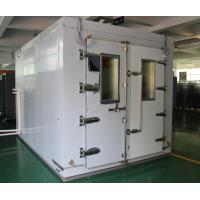 Wholesale 12 cubic Walk-in Programmable Constant temperature and humidity Chamber from china suppliers