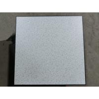 Wholesale PVC Veneer Perforated Raised Floor Indoor For Communication Center from china suppliers
