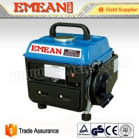 Wholesale small power gasoline generator from china suppliers