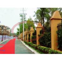 Wholesale High Quality Art Steel Modular Construction Fences from china suppliers