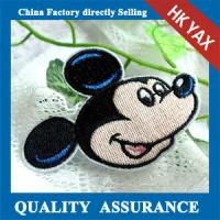 Wholesale W0518 embroidery patch for cloth,cartoon patches for clothing,cartoon embroidery patch from china suppliers