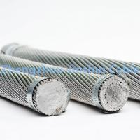 Wholesale High Voltage Bare Aluminum Conductor 7 Strand Wire DIN Standard from china suppliers