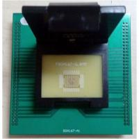 Wholesale programmer adapter FBGA167 FBGA167P Test socket adapter for up-818P up-828P from china suppliers