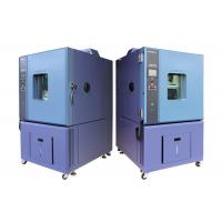 Wholesale Climatic Humidity Test Chamber , Environmental Testing Equipment Low Noise from china suppliers
