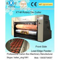 Wholesale Automatic Rotary Paper Die Cutting Machine For Corrugated With Electronic Digital Control from china suppliers