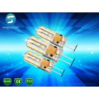 Wholesale high brigh G4 LED Bulb SMD2835 SMD3014 AC DC 12v 24v, LED G4 3 Watt 12V Bulb from china suppliers