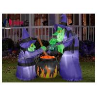 Wholesale Halloween Inflatable Yard Decorations , Ghost Skull Devil Halloween Home Decor from china suppliers