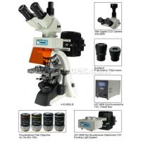 Wholesale Fluorescence Trinocular Microscope , 40X - 1600X A16.0802 Compound Microscopes from china suppliers