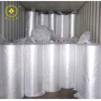 Wholesale Double Sided Aluminum Foil Bubble Thermal Insulation Material/ Double Sided Reflective Foil Insulation For Roof And Wall from china suppliers