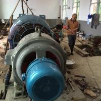Buy cheap 200kw Vertical Francis Hydro Power Plant/ 200kw package Francis Hydro Turbine from wholesalers