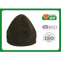 Wholesale Multi Functional Olive Winter Ski Hats Fleece Warm Keeping For Adults from china suppliers