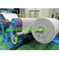 Wholesale Expandable Polyethylene Foam Sheet Extrusion Line Automatic Control Temperature from china suppliers